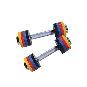 ASSEMBLY CHROME DUMBBELL