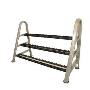 3-TIERS DUMBBELL RACK WITH SADDLE