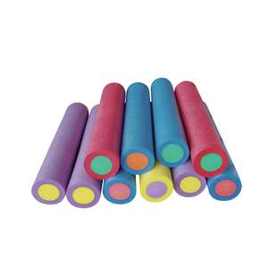 TWO-COLOR FOAM ROLLER