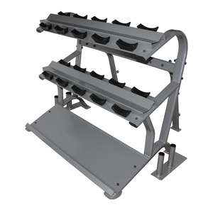 3-TIERS DUMBBELL RACK