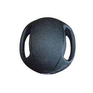 MEDICINE BALL WITH HANDLE